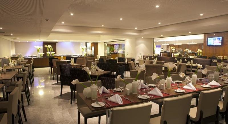 TRANSAMERICA PRESTIGE BEACH CLASS INTERNATIONAL - Restaurant - 5