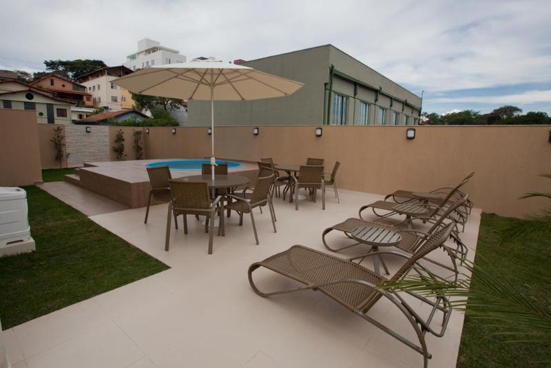 BRISTOL JARAGUA HOTEL - Terrace - 8