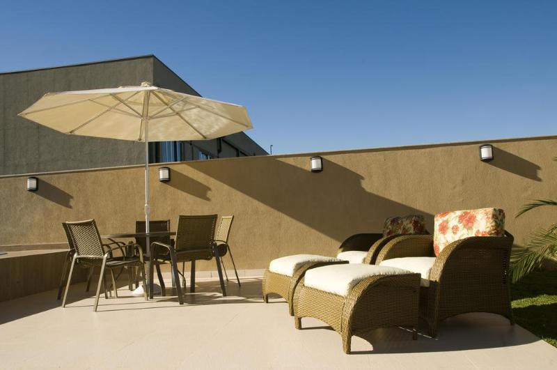 BRISTOL JARAGUA HOTEL - Terrace - 9
