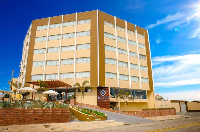 General view Barrudada Palace Hotel Fortaleza