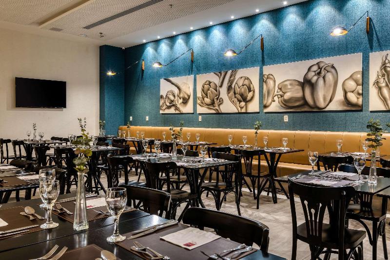Novotel Vitoria - Restaurant - 18