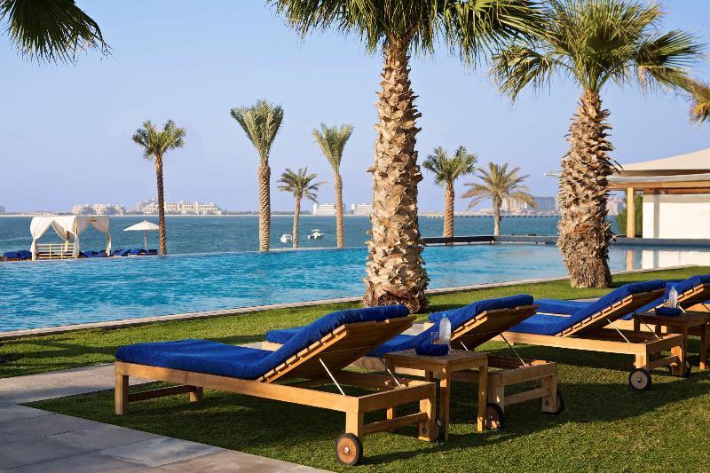 Pool Doubletree By Hilton Dubai Jumeirah Beach