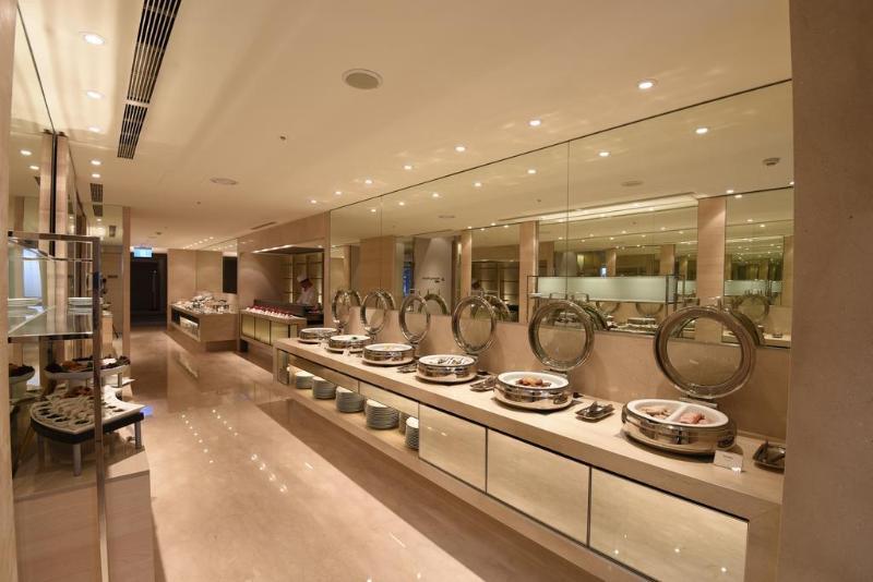Restaurant Hotel Cozzi Ximen Tainan