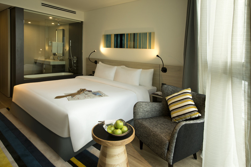 Room Liberty Central Saigon City Point Hotel