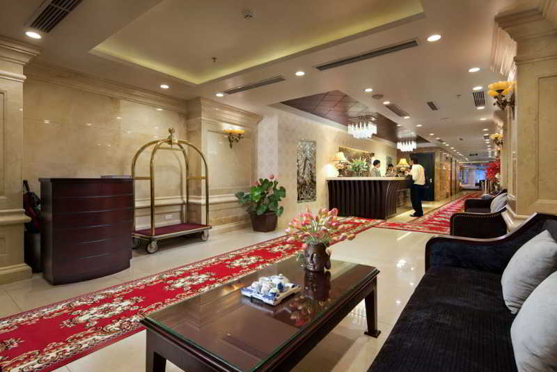 Lobby Boss Legend Hotel