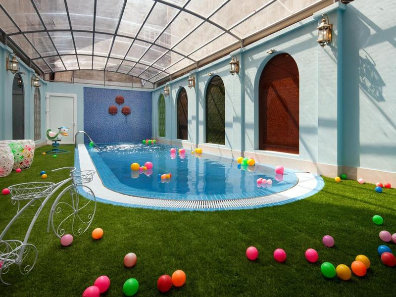Pool Boss Legend Hotel