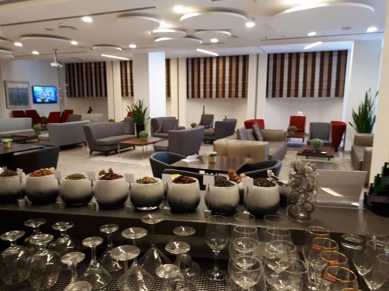 Lobby Benjamin Hertzliya Hotel