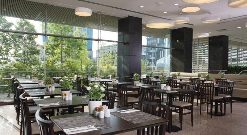 Restaurant Benjamin Hertzliya Hotel