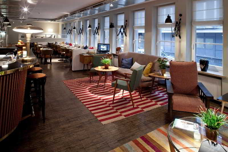 Lobby Henri Hotel Hamburg