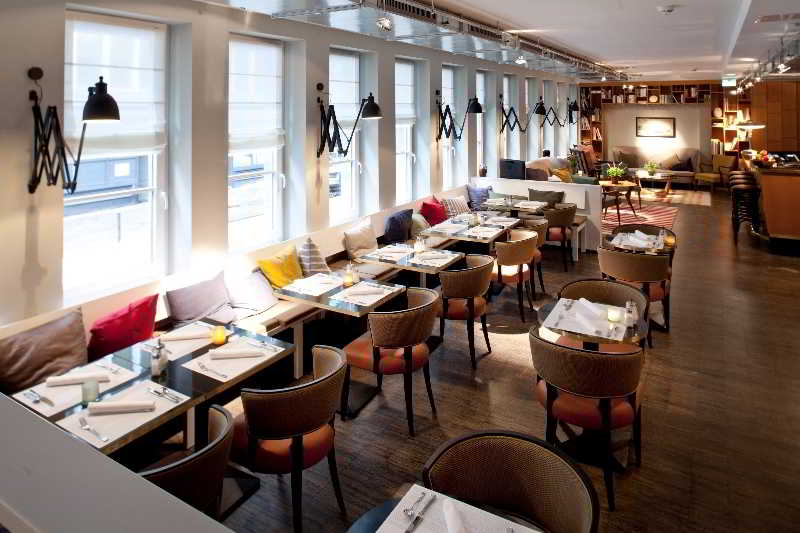 Restaurant Henri Hotel Hamburg