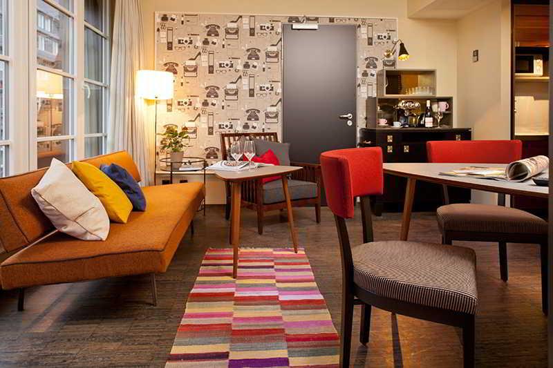 Room Henri Hotel Hamburg