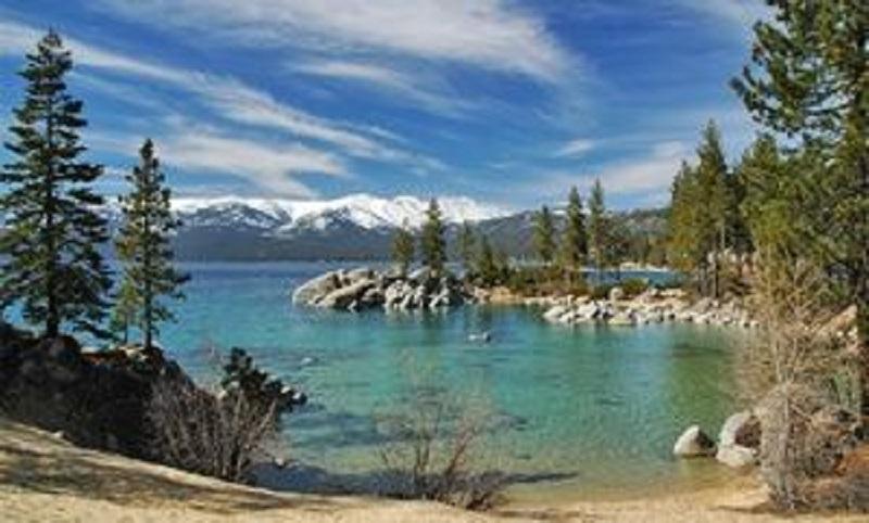Pool Tahoe Chalet Inn