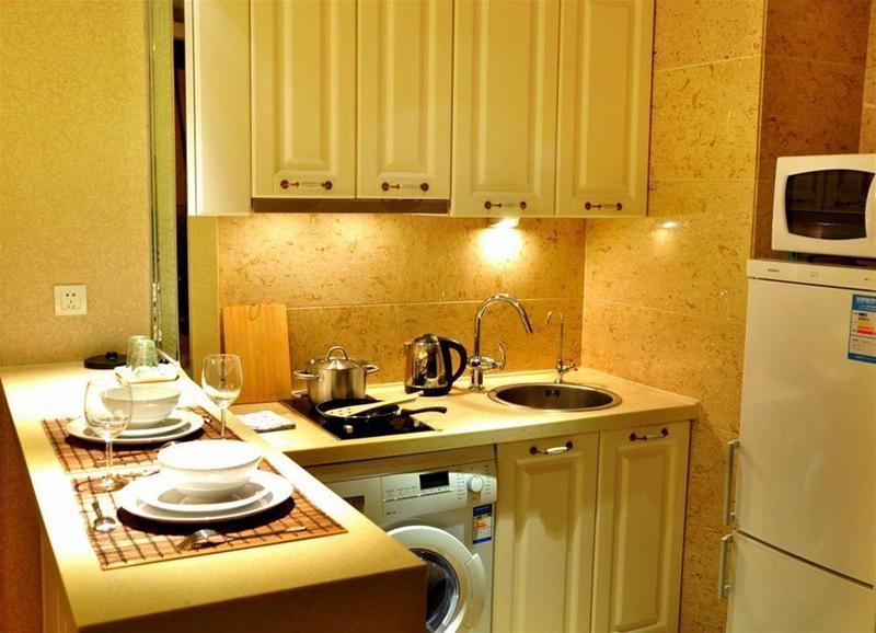 Shanghai Jing'an Ziyuan Service Apartment - Hotel - 0