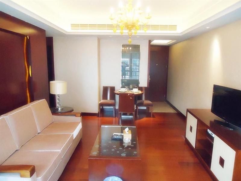Shanghai Jing'an Ziyuan Service Apartment - Hotel - 1