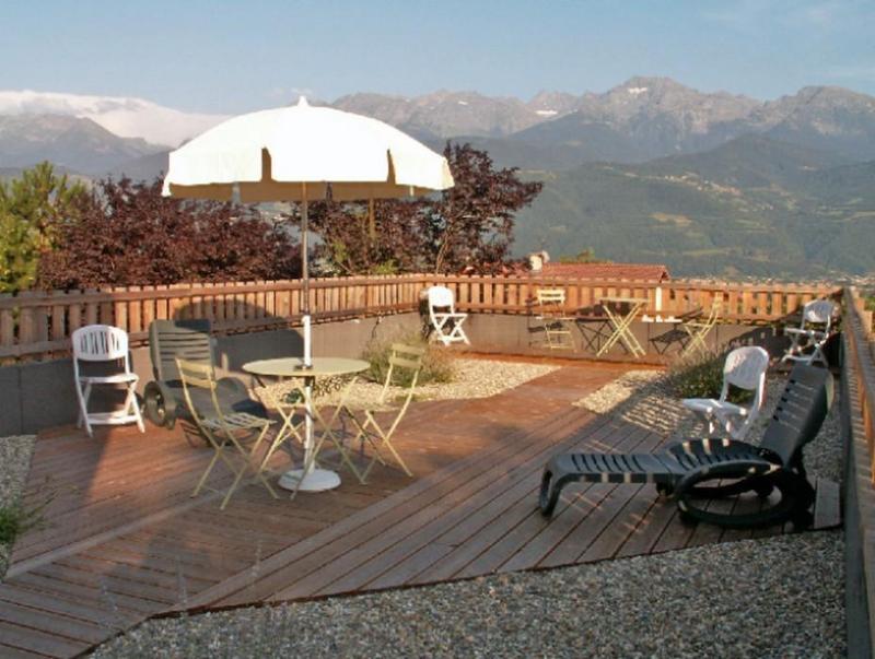 Le Dauphin Blanc - Terrace - 10