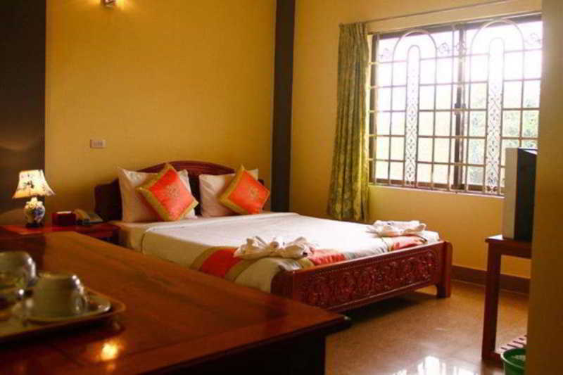 Hang Tep Hotel - Room - 11