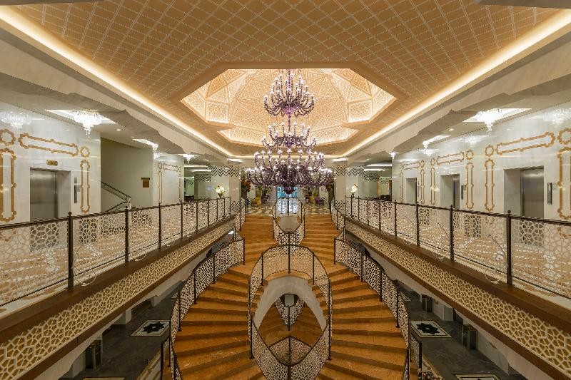 Lobby Royal Taj Mahal
