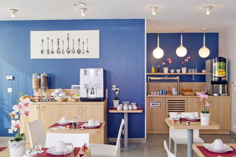 Restaurant Sejours & Affaires Massy Atlantis