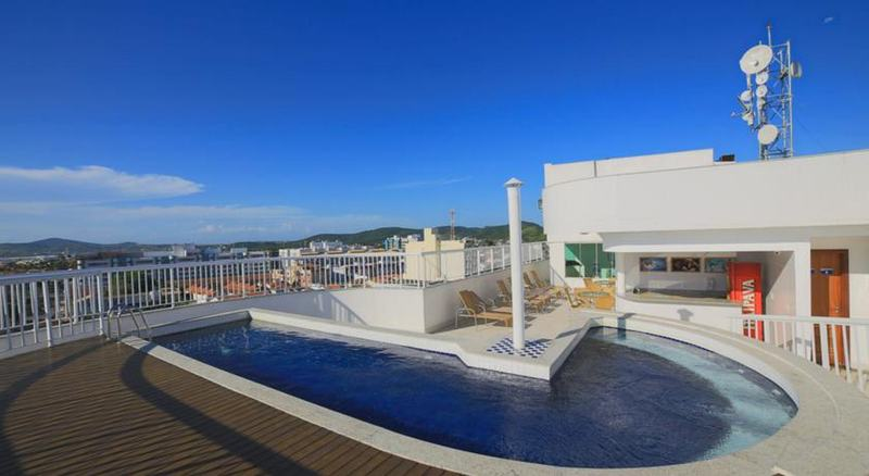General view Green Hotel Cabo Frio