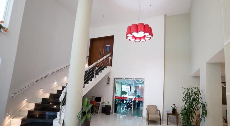 Lobby Green Hotel Cabo Frio