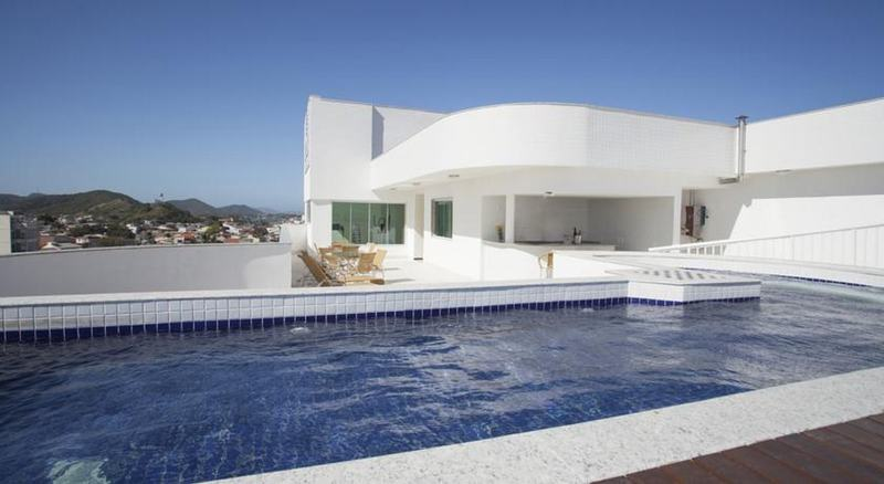 Pool Green Hotel Cabo Frio