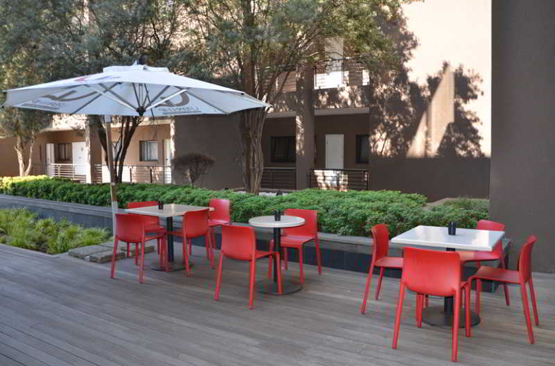 Terrace Urban Hip Hotels - The Nicol Hotels & Apartments