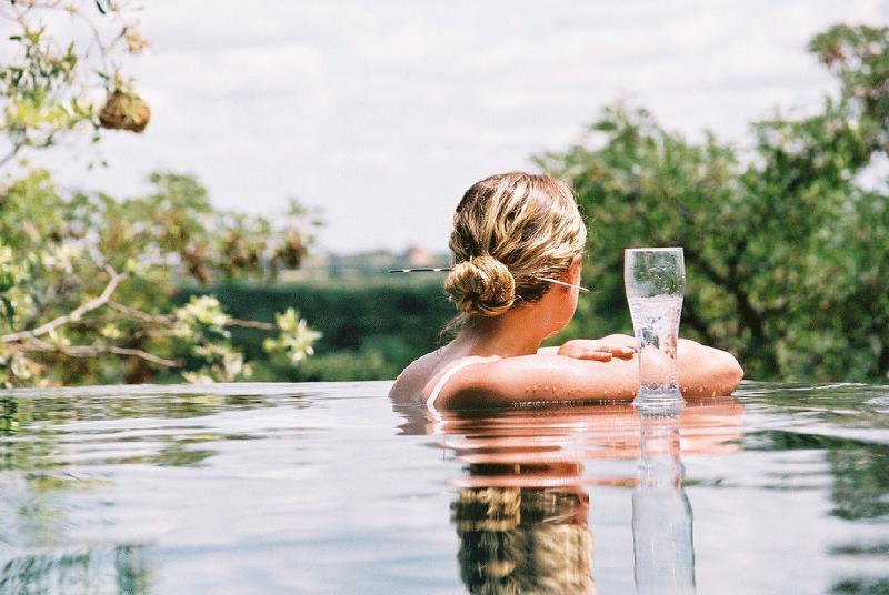 Pool Zwahili Private Game Lodge & Spa