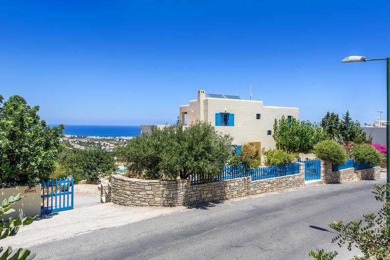 General view Villa Eleni