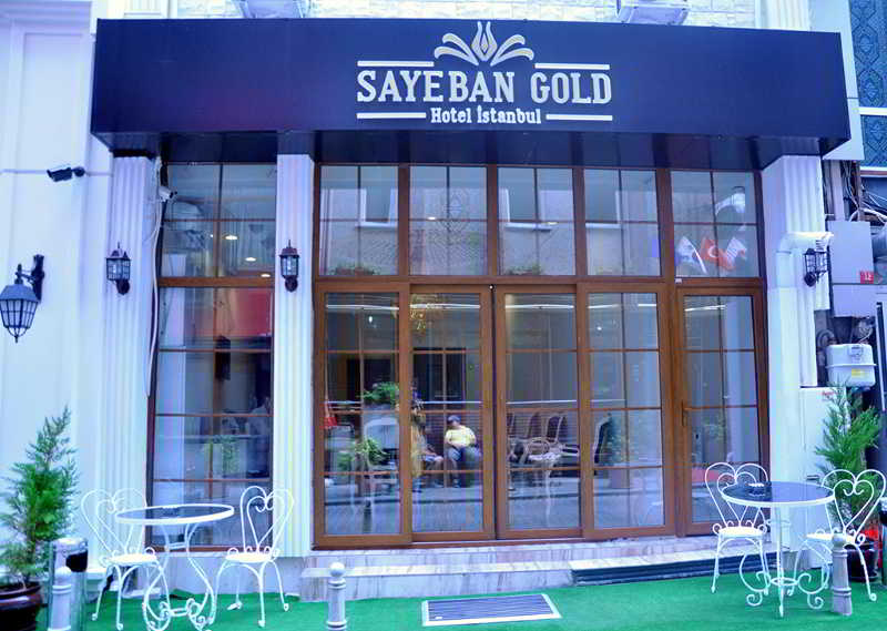 General view Sayeban Gold Hotel