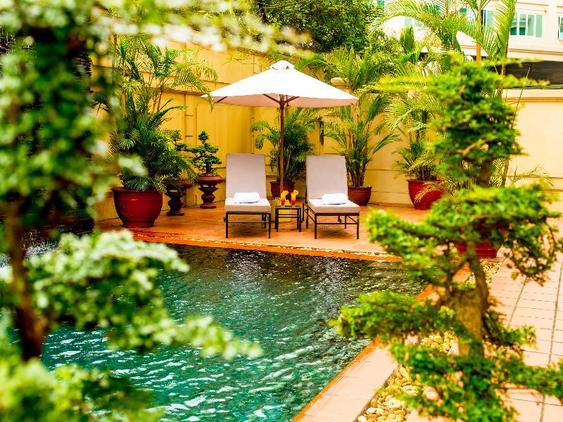Aek - Pailin River Kwai Hotel - Pool - 20