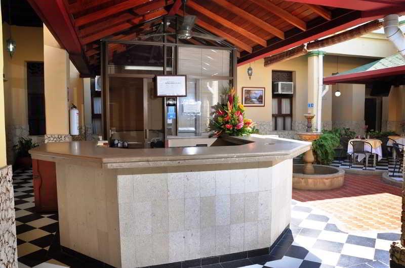 Lobby Bahia Blanca