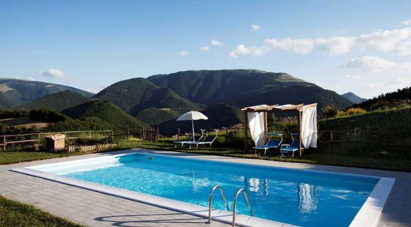 Pool Agriturismo Bufano