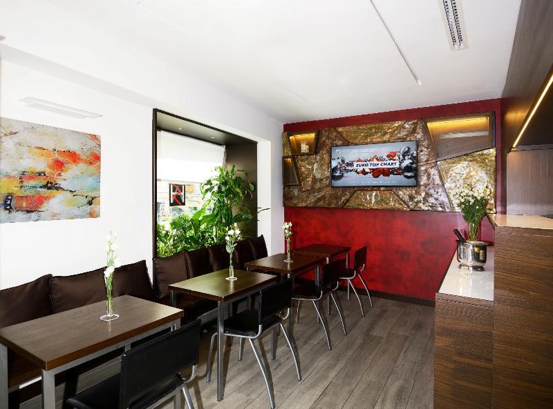 Restaurant Trevi Collection Dependance