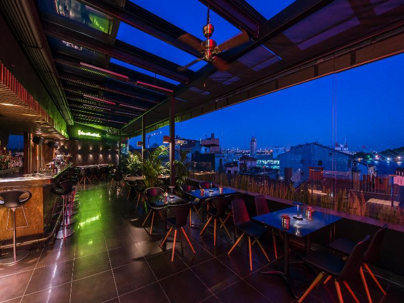 Terrace Hotel 10 Karakoy  Istanbul