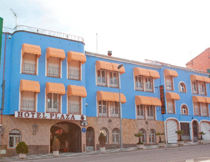 imagen de hotel Hotel Plaza