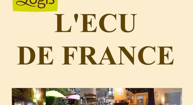 General view Hotel Ecu De France