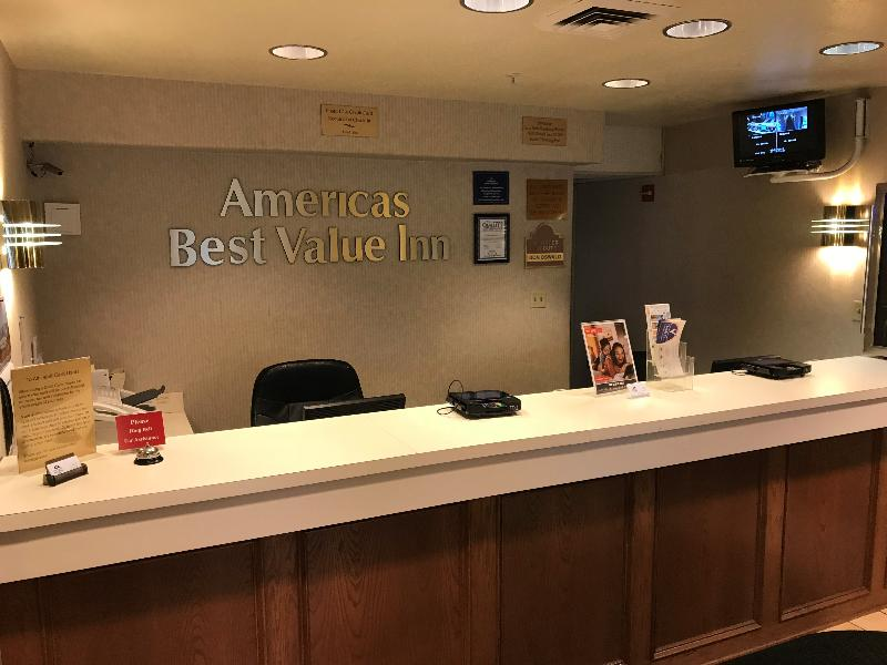 General view Americas Best Value Inn Cedar City