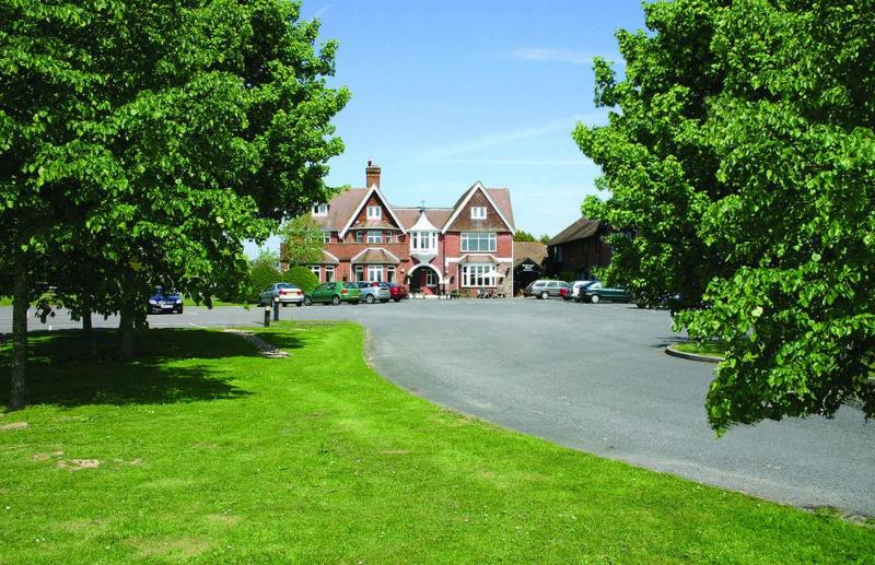 General view The Hickstead Hotel