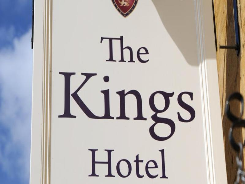 General view The Kings Hotel