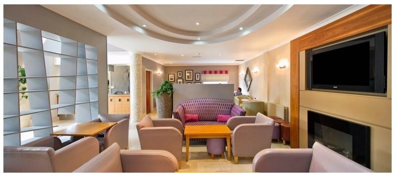 Lobby Wilton Hotel Bray