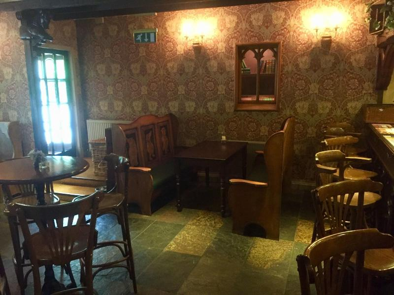 The Horseshoe Restaurant with Rooms