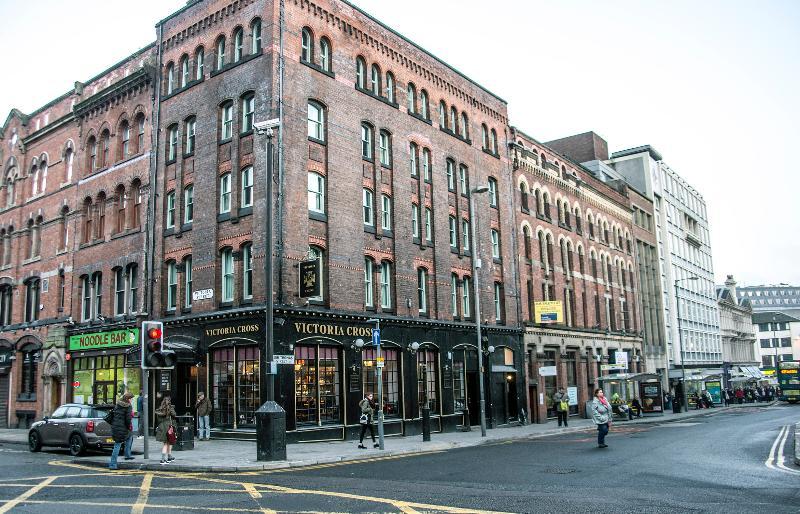 General view Base Serviced Apartments - Sir Thomas Street