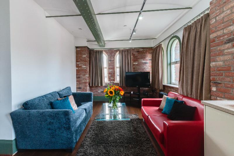 Room Base Serviced Apartments - Sir Thomas Street