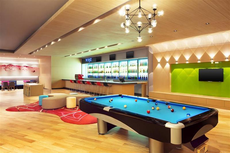 Aloft Guangzhou University Park - Hotel - 0