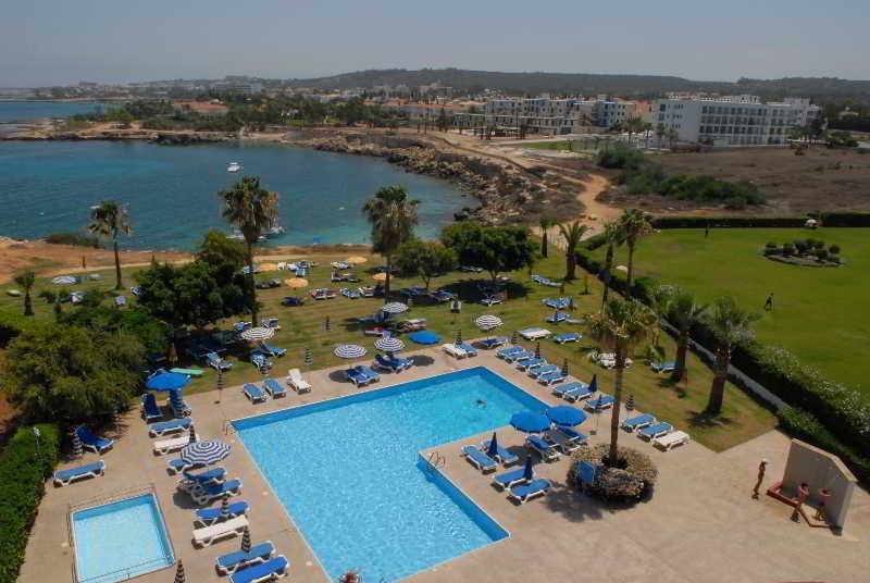 General view Maistrali Hotel  Apts