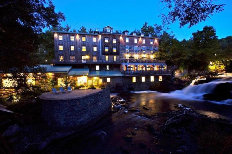General view Wakefield Mill Hotel & Spa