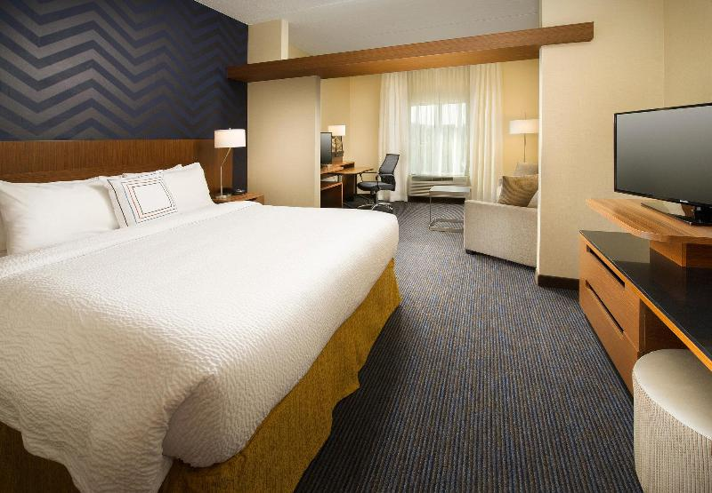 General view Fairfield Inn &suites Nashville Downtown/the Gulch