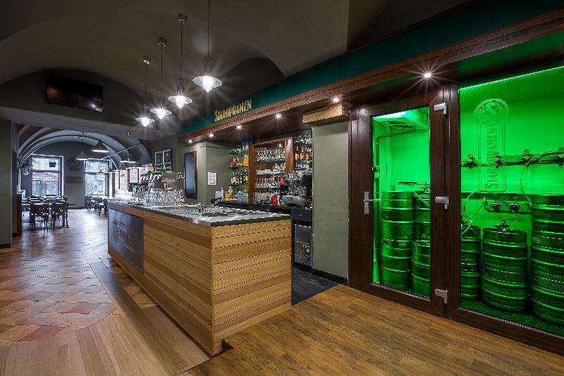 Bar Hotel Concertino Zlata Husa