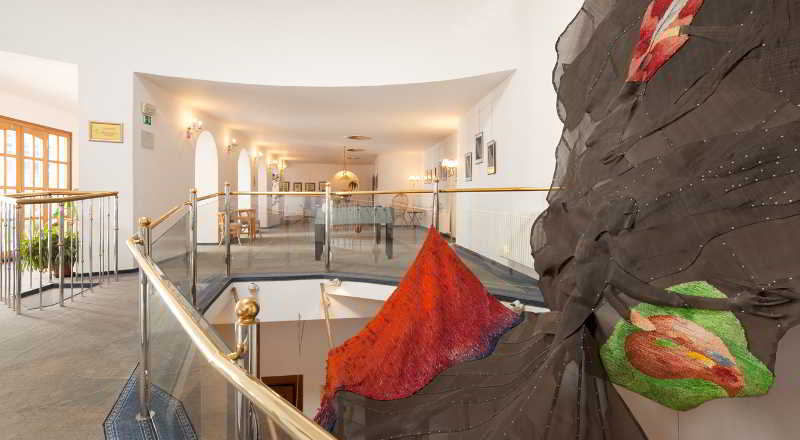 Lobby Hotel Concertino Zlata Husa