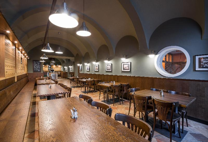 Restaurant Hotel Concertino Zlata Husa